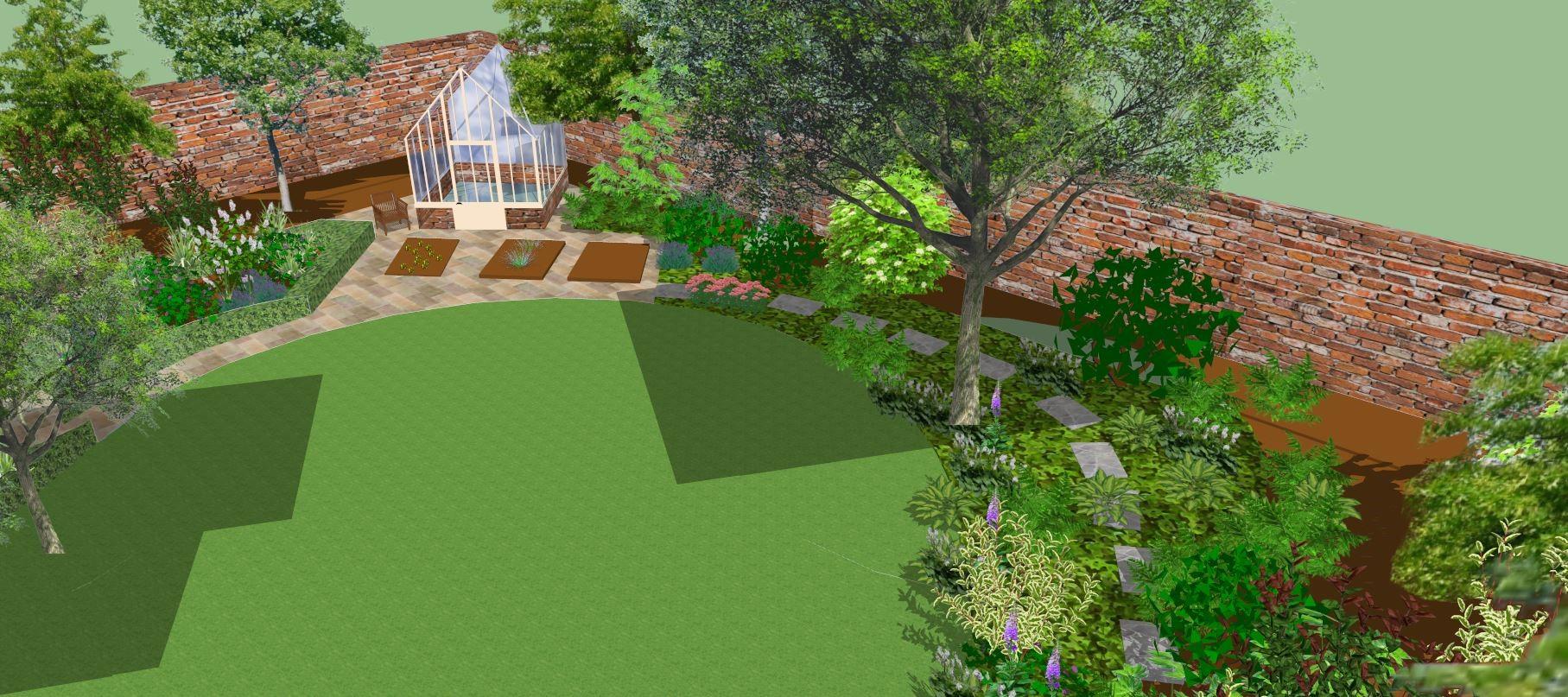 Services Olive Tree Garden Design